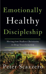 Omslag - Emotionally Healthy Discipleship