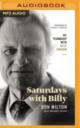 Omslag - Saturdays with Billy