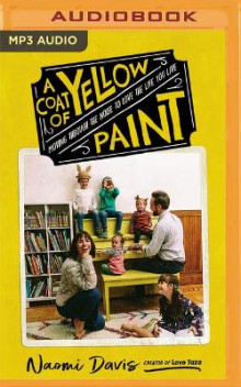 A Coat of Yellow Paint av Naomi Davis (Lydbok-CD)