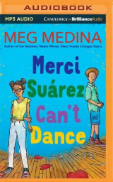 Omslag - Merci Suarez Can't Dance