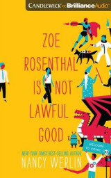 Omslag - Zoe Rosenthal Is Not Lawful Good