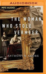 Omslag - The Woman Who Stole Vermeer
