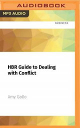 Omslag - HBR Guide to Dealing with Conflict