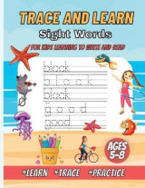 Omslag - Trace And Learn Sight Words