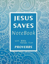 Omslag - Jesus Saves Notebook