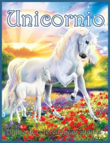 Unicornio Libro Para Colorear av Lenard Vinci Press (Heftet)