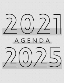 Agenda 2021 - 2025 av Future Proof Publishing (Heftet)