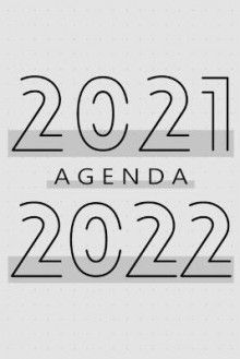 Agenda 2021 - 2022 av Future Proof Publishing (Heftet)