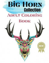 BIG HORN Collection Adult Coloring Book av Over The Rainbow Publishing (Heftet)