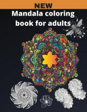 Mandala Coloring Book for Adults av Over The Rainbow Publishing (Heftet)