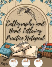 Calligraphy and Hand Lettering Practice Notepad av Millie Zoes (Heftet)