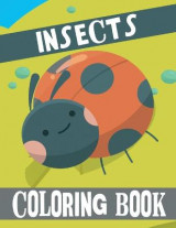 Omslag - Insects Coloring Book