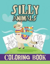 Omslag - Silly Animals Coloring Book
