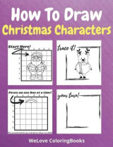 Omslag - How To Draw Christmas Characters
