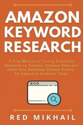 Amazon Keyword Research av Red Mikhail (Heftet)