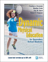 Omslag - Dynamic Physical Education for Secondary School Students