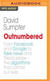 Outnumbered av David Sumpter (Lydbok-CD)
