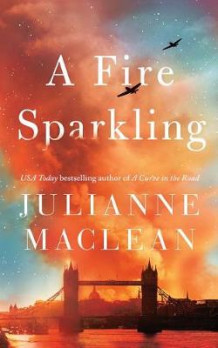 A Fire Sparkling av Julianne MacLean (Lydbok-CD)