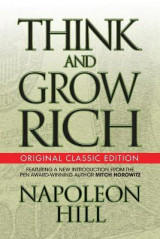 Omslag - Think and Grow Rich: Original Classic
