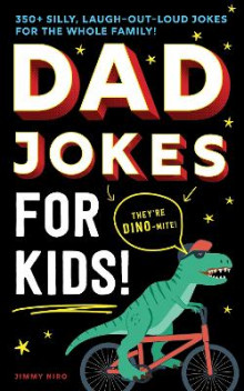 Dad Jokes for Kids av Jimmy Niro (Heftet)