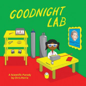 Goodnight Lab av Chris Ferrie (Kartonert)