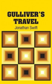 Gulliver's Travel av Jonathan Swift (Innbundet)