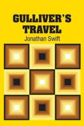 Gulliver's Travel av Jonathan Swift (Heftet)