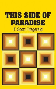 This Side of Paradise av F Scott Fitzgerald (Innbundet)