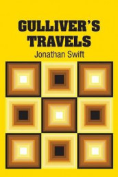 Gulliver's Travels av Jonathan Swift (Heftet)