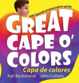 Omslag - Great Cape O' Colors - Capa de Colores