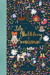Omslag - The adventures of Lily Huckleberry in Scandinavia