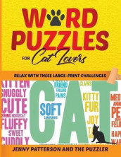 Word Puzzles for Cat Lovers av Jenny Patterson og The Puzzler (Heftet)