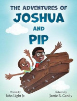 Omslag - The Adventures of Joshua and Pip