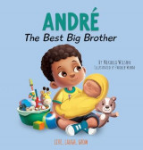 Omslag - Andre The Best Big Brother