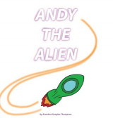Omslag - Andy the Alien