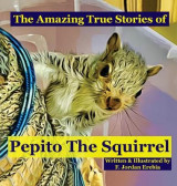 Omslag - The Amazing True Stories of Pepito The Squirrel