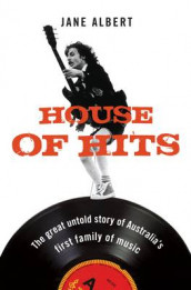 House of Hits av Jane Albert (Innbundet)