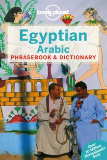 Egyptian Arabic phrasebook (Heftet)