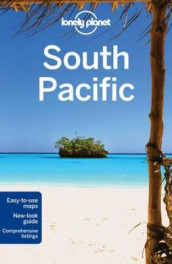 South pacific av Lonely Planet (Heftet)