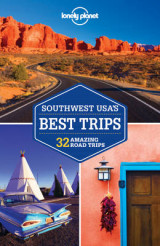 Omslag - Lonely Planet Southwest Usa's Best Trips