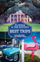 Lonely Planet Florida & the South's Best Trips av Amy C. Balfour, Adam Karlin, Mariella Krause, Lonely Planet og Adam Skolnick (Heftet)