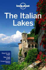Omslag - The Italian lakes