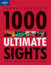 1000 Ultimate Sights av Lonely Planet (Heftet)