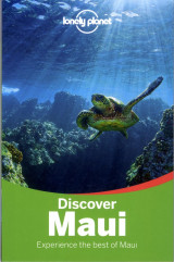 Omslag - Lonely Planet Discover Maui