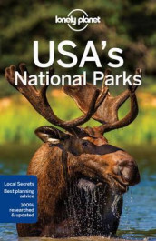 Lonely Planet USA's National Parks av Amy C Balfour, Sandra Bao, Greg Benchwick, Sara Benson, Jennifer Rasin Denniston, Bridget Gleeson, Michael Grosberg, Adam Karlin, Lonely Planet og Christopher Pitts (Heftet)