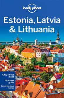 Estonia, Latvia & Lithuania (Heftet)
