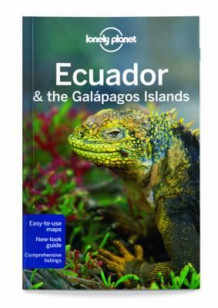 Ecuador & the Galapagos islands (Heftet)
