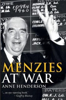 Menzies at War av Anne Henderson (Heftet)