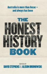 Omslag - The Honest History Book
