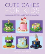 Omslag - Cute Cakes for Kids